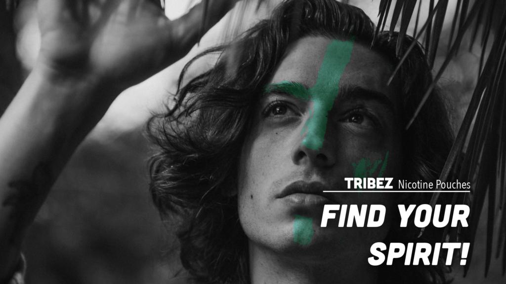 TRIBEZ – Nikotin Pouches Header Banner Peppermint
