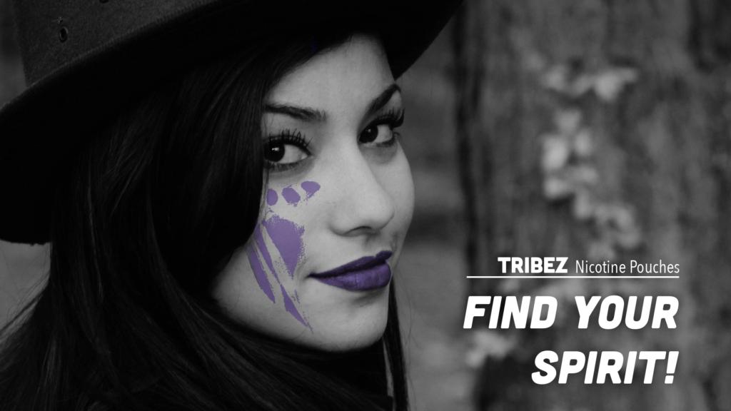 TRIBEZ – Nikotin Pouches Header Banner Forest-Berries