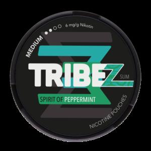 TRIBEZ – Nikotin Pouches Spirit of Peppermint