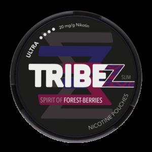 TRIBEZ - Nikotin Pouches Spirit_of_ForestBerries