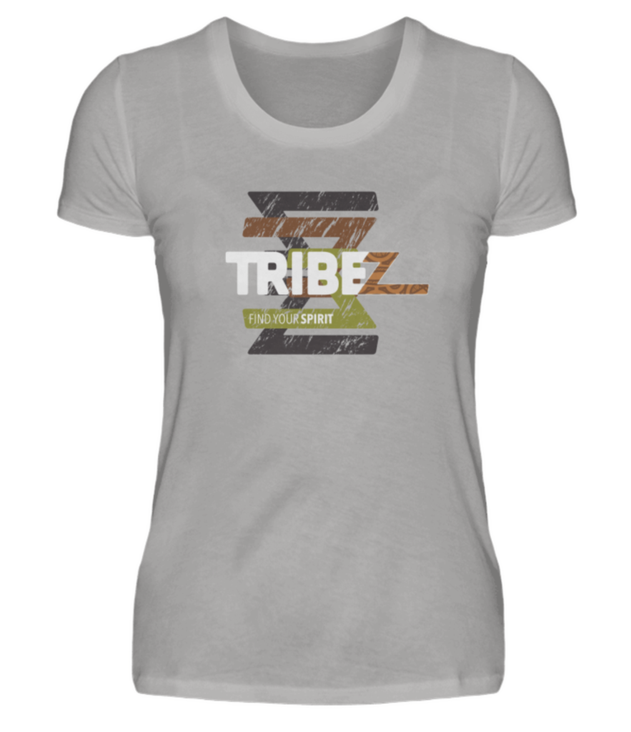 TRIBEZ – Nikotin Pouches Damen Premium T-Shirt